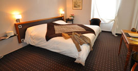 Single Room at 3-star Nouvel Hotel - Bagnoles de l'Orne
